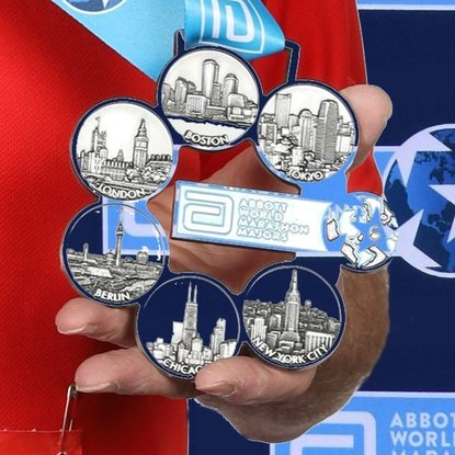 World Marathon Majors 2021